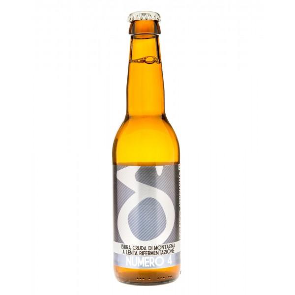 Birrificio Artigianale Lis d'Oc - Numero 4 - Birra Artigianale - 330 ml