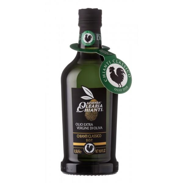 Azienda Olearia del Chianti - 12 bt - Extravirgin Olive Oil D.O.P. - Chianti Classico - 500 ml