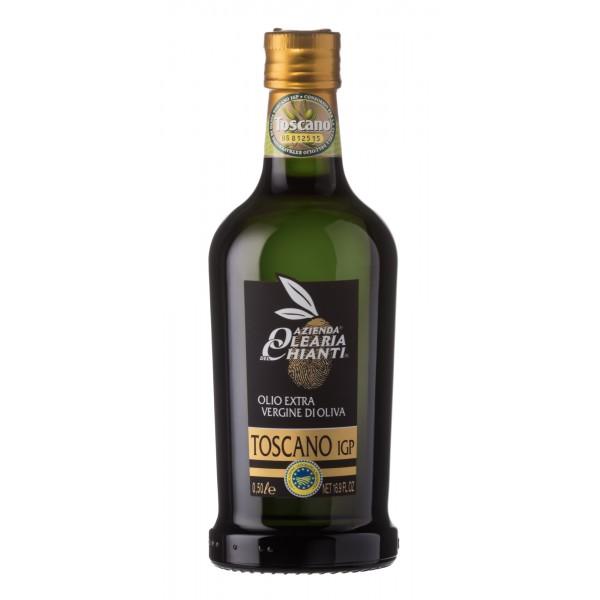 Azienda Olearia del Chianti - 12 bt - Extravirgin Olive Oil Filtered I.G.P. Tuscany - 500 ml