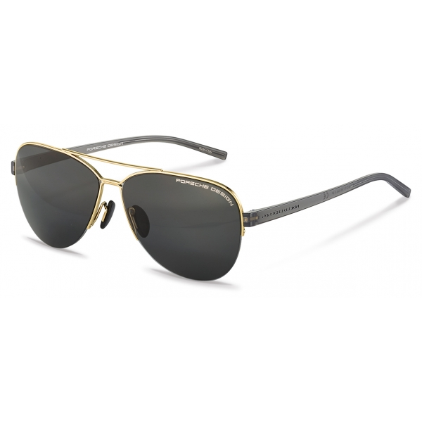 Porsche Design - P´8676 Sunglasses - Gold - Porsche Design Eyewear