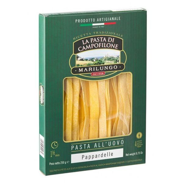 Pasta Marilungo - Pappardelle - Pasta di Campofilone