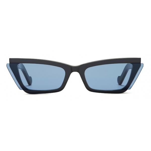 Fenty - Inside Story Sunglasses - Jet Black - Sunglasses - Rihanna Official - Fenty Eyewear