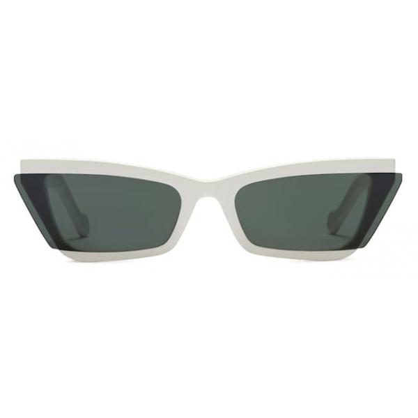 Fenty - Inside Story Sunglasses - Coco White - Sunglasses - Rihanna Official - Fenty Eyewear