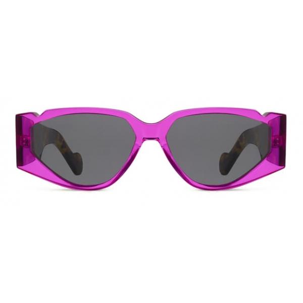 Fenty - Occhiali da Sole Off Record - Candy Pink - Occhiali da Sole - Rihanna Official - Fenty Eyewear
