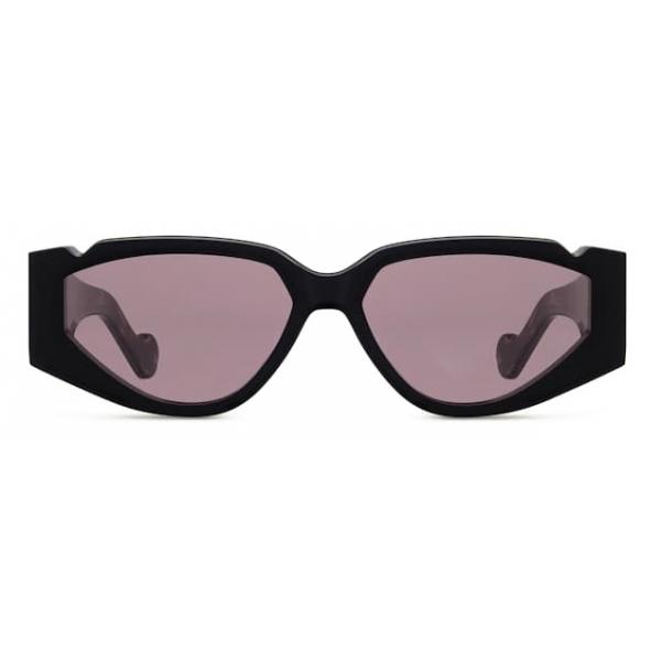 Fenty - Off Record Sunglasses - Jet Black - Sunglasses - Rihanna Official - Fenty Eyewear