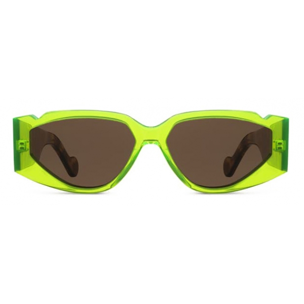 Fenty - Off Record Sunglasses - Acid Green - Sunglasses - Rihanna Official - Fenty Eyewear