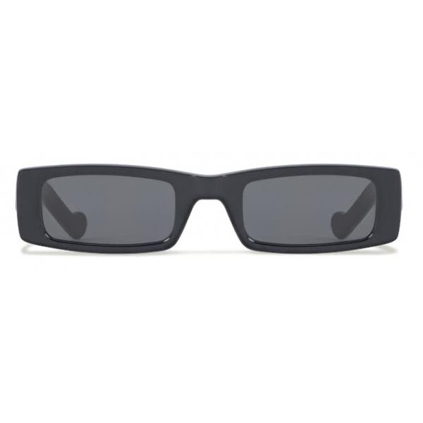Fenty - Trouble Sunglasses - Jet Black - Sunglasses - Rihanna Official - Fenty Eyewear