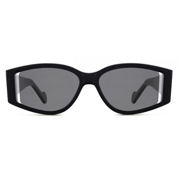 Fenty - Coded Sunglasses - Jet Black - Sunglasses - Rihanna Official - Fenty Eyewear