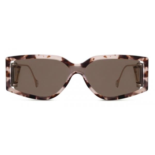 Fenty - Classified Sunglasses - Rose Havana - Sunglasses - Rihanna Official - Fenty Eyewear