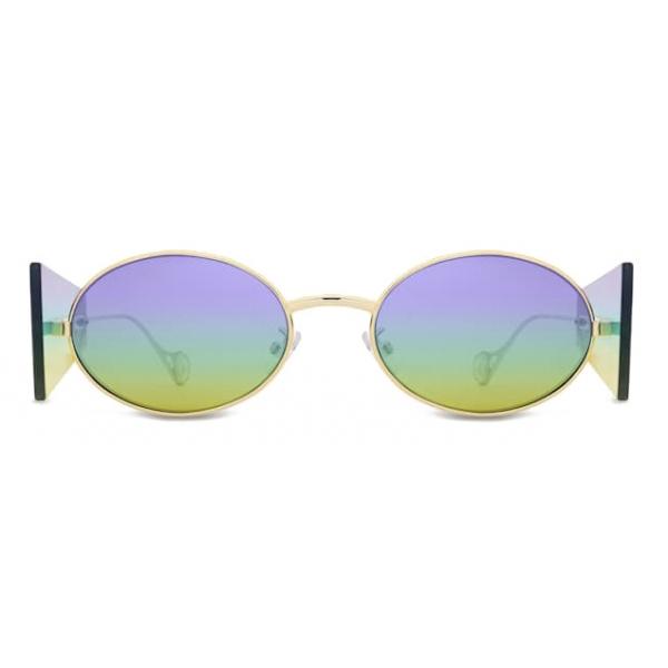 Fenty - Occhiali da Sole Side Note - Rainbow - Occhiali da Sole - Rihanna Official - Fenty Eyewear