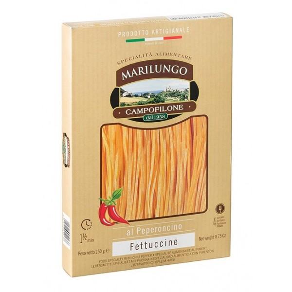 Pasta Marilungo - Fettuccine al Peperoncino - Specialità Alimentari - Pasta di Campofilone