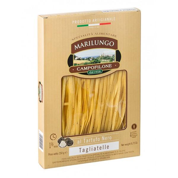 Pasta Marilungo - Fettuccine at Truffle - Food Specialties - Pasta of Campofilone