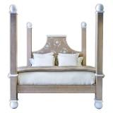 Porte Italia Interiors - Bed - Star Jasmin Bed King Size