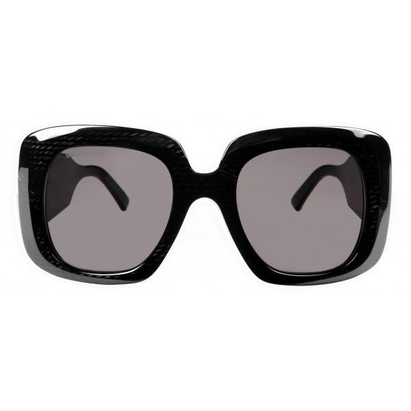 Balenciaga - Occhiali da Sole Blow Square - Nero - Occhiali da Sole - Balenciaga Eyewear