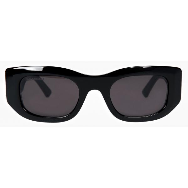 Balenciaga - Occhiali da Sole Blow Rectangle - Nero - Occhiali da Sole - Balenciaga Eyewear