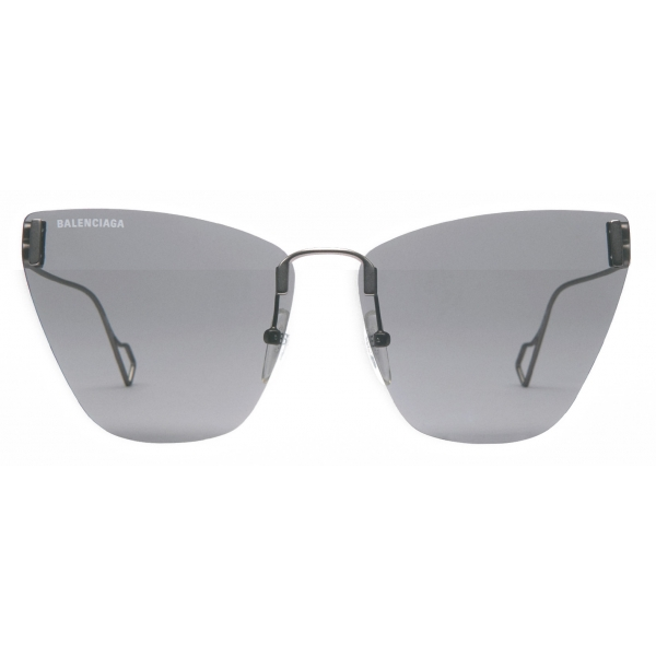 Balenciaga - Light Cat Sunglasses - Grey - Sunglasses - Balenciaga Eyewear