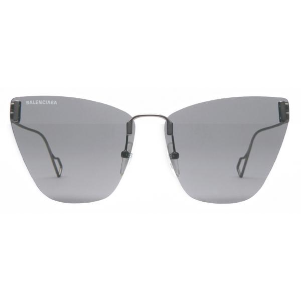 Balenciaga - Occhiali da Sole Light Cat - Grigio - Occhiali da Sole - Balenciaga Eyewear