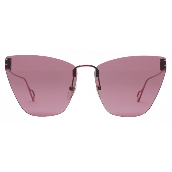 Balenciaga - Light Cat Sunglasses - Purple - Sunglasses - Balenciaga Eyewear
