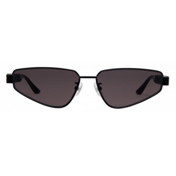 Balenciaga - Occhiali da Sole Typo Rectangle - Nero - Occhiali da Sole - Balenciaga Eyewear