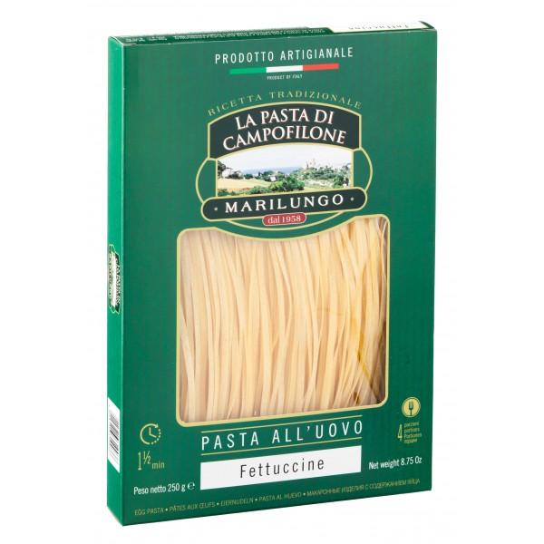Pasta Marilungo - Fettuccine - Pasta of Campofilone
