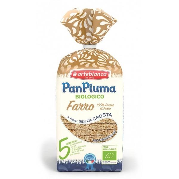 Pan Piuma - Arte Bianca - Spelt Organic