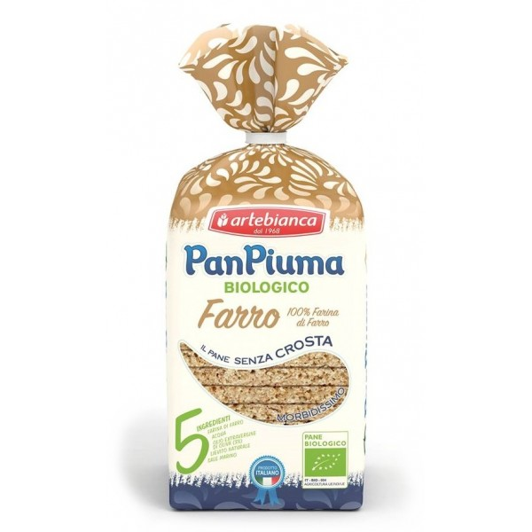 Pan Piuma - Arte Bianca - Farro Biologico