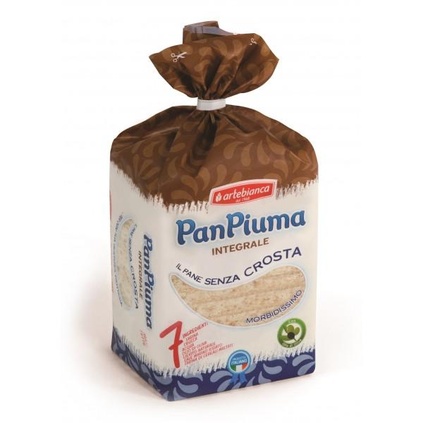 Pan Piuma - Arte Bianca - Integrale con Crusca - 7 Ingredienti