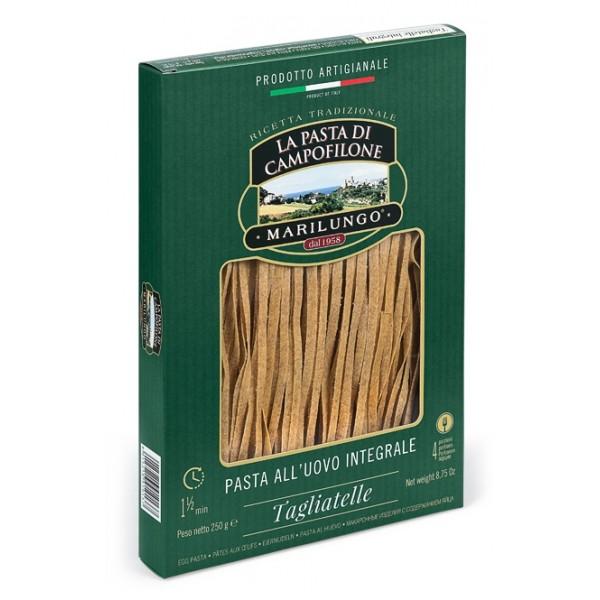 Pasta Marilungo - Wholemeal Tagliatelle - Pasta of Campofilone