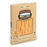 Pasta Marilungo - Fettuccine alla Curcuma - Specialità Alimentari - Pasta di Campofilone