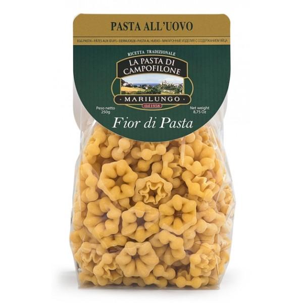 Pasta Marilungo - Fiori di Pasta - Short Pasta Drawn - Pasta of Campofilone
