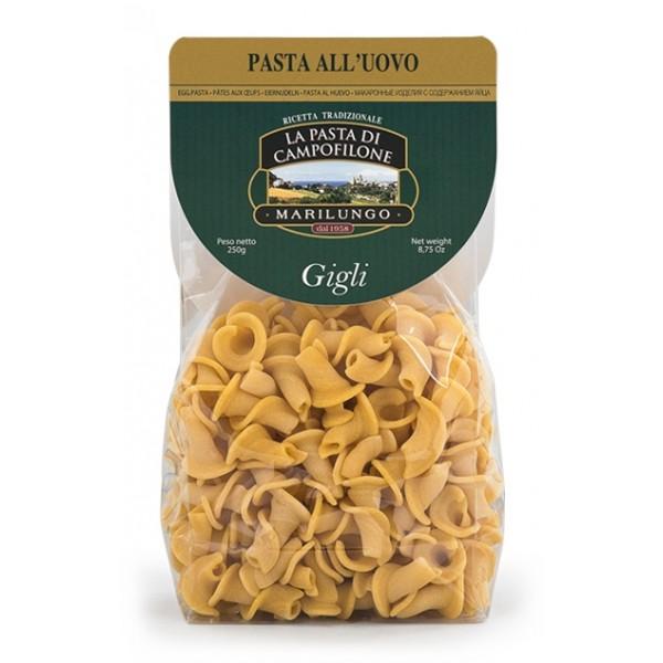 Pasta Marilungo - Gigli - Short Pasta Drawn - Pasta of Campofilone