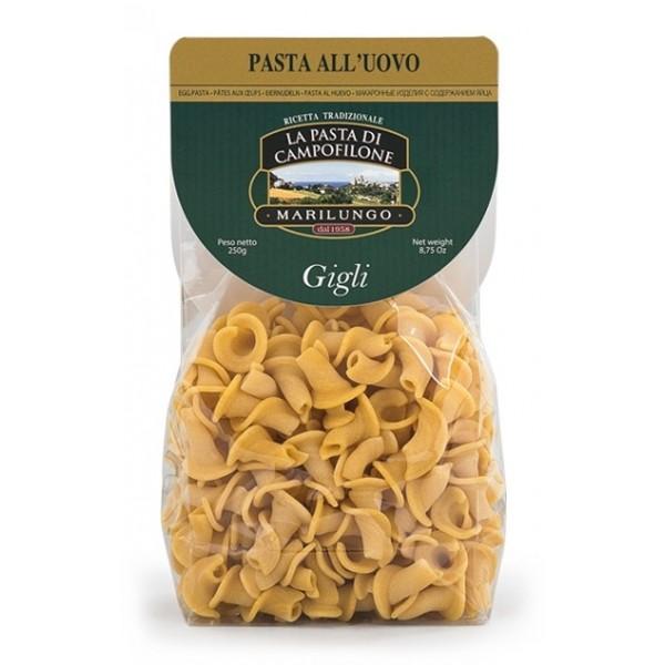Pasta Marilungo - Gigli - Pasta Corta Trafilata - Pasta di Campofilone