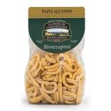 Pasta Marilungo - Strozzapreti - Pasta Corta Trafilata - Pasta di Campofilone