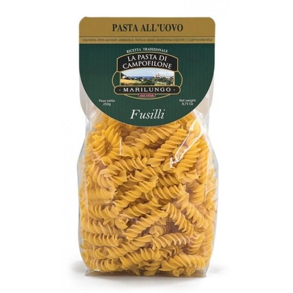 Pasta Marilungo - Fusilli - Pasta Corta Trafilata - Pasta di Campofilone