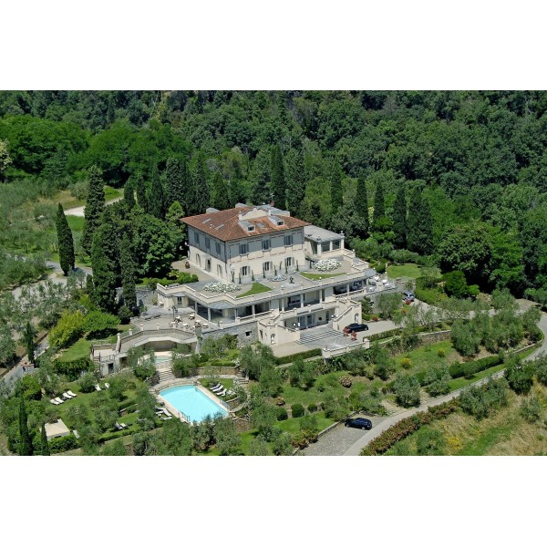 Villa la Borghetta - 2 Hearts in Tuscany - 2 Days 1 Night