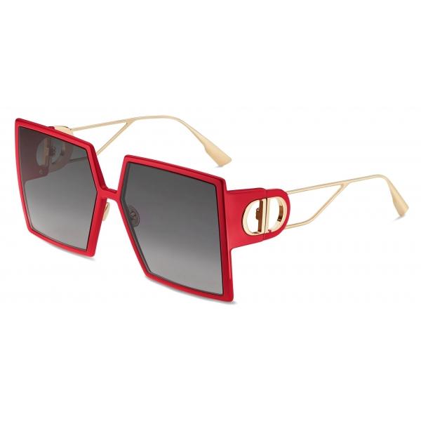 Dior - Occhiali da Sole - 30Montaigne - Rosso - Dior Eyewear