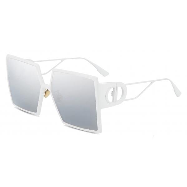 Dior - Occhiali da Sole - 30Montaigne - Bianco - Dior Eyewear