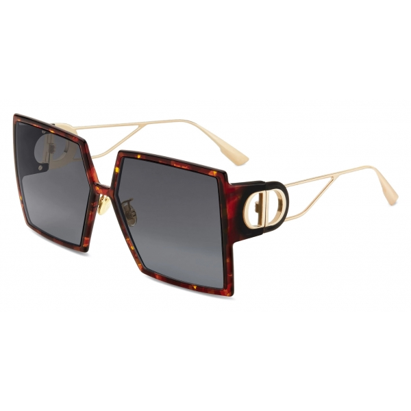 Dior - Occhiali da Sole - 30Montaigne - Marroni Tartaruga - Dior Eyewear