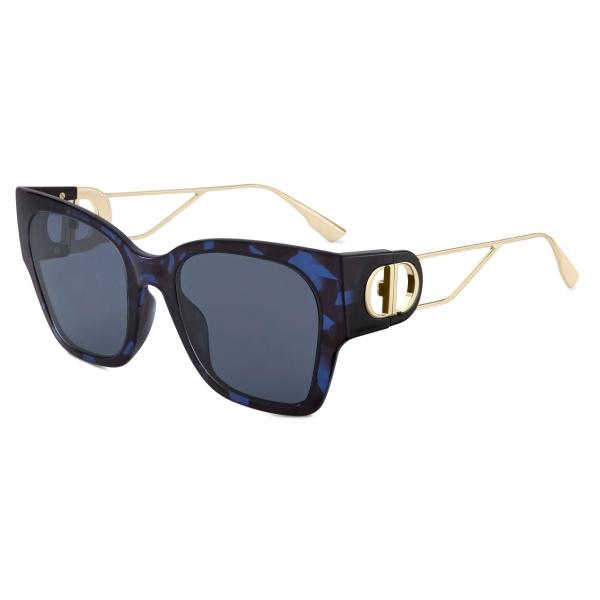 Dior - Occhiali da Sole - 30Montaigne1 - Blu Tartaruga - Dior Eyewear