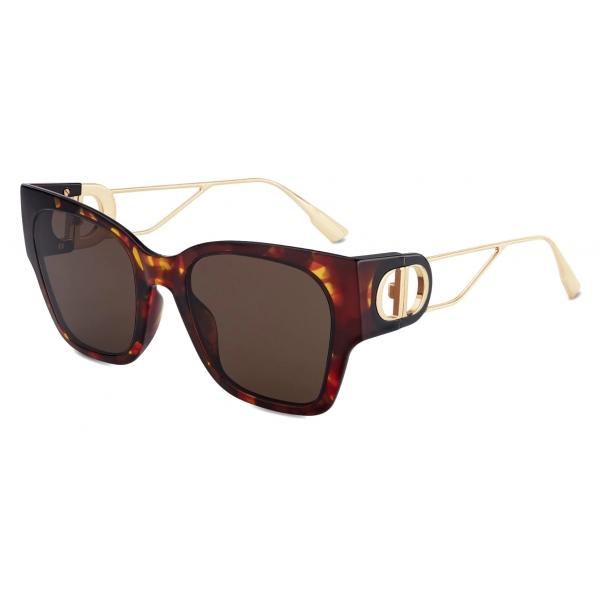 Dior - Occhiali da Sole - 30Montaigne1 - Marrone Tartaruga - Dior Eyewear