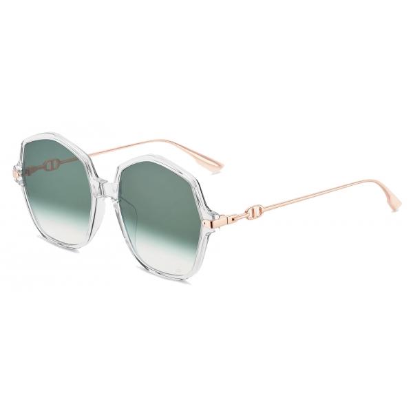 Dior - Occhiali da Sole - DiorLink2 - Verde Cristallo - Dior Eyewear
