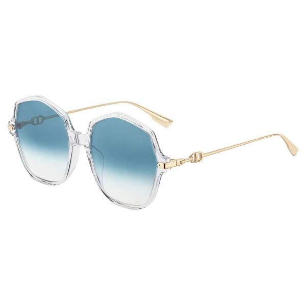 Dior - Occhiali da Sole - DiorLink2 - Blu Cristallo - Dior Eyewear