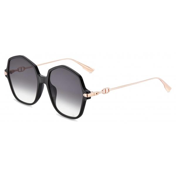 Dior - Occhiali da Sole - DiorLink2 - Nero Grigio - Dior Eyewear