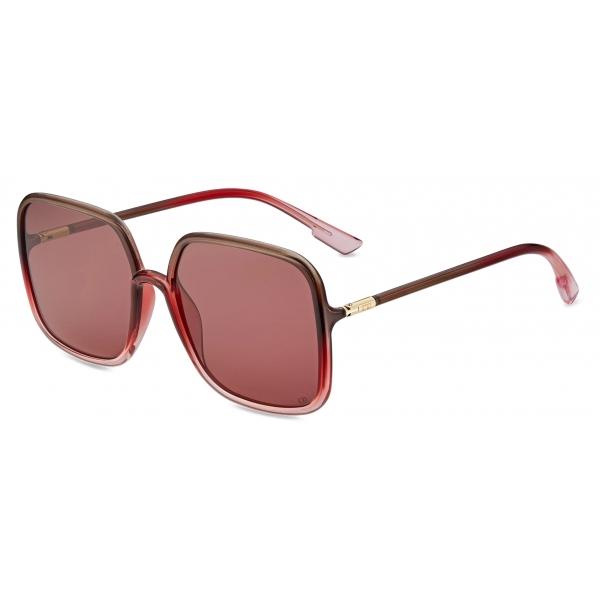 Dior - Occhiali da Sole - DiorSoStellaire1 - Rosso Rosa - Dior Eyewear