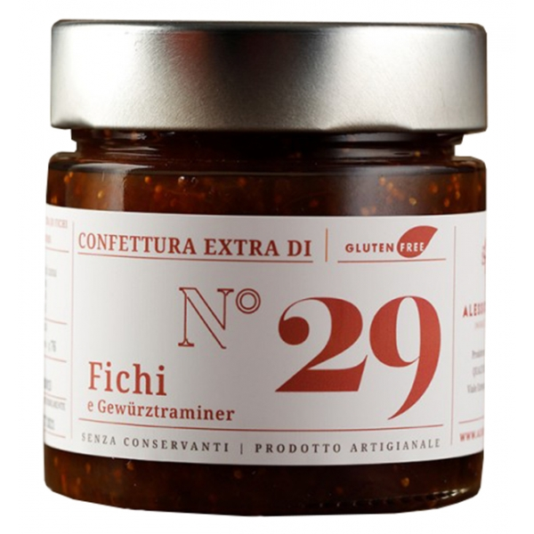 Alessio Brusadin - Figs and Gewürztraminer Jam - The Special Jams - Sweet Artisan Compotes