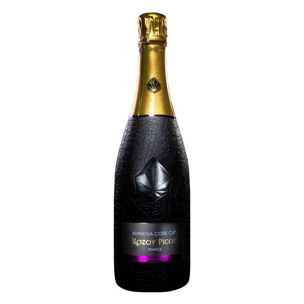 Rozoy Picot - Amnesia Core Cut - Champagne alla Cannabis - Luxury Limited Edition Champagne