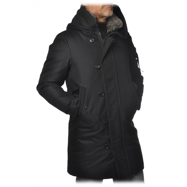 Peuterey - Kasa Parka with Two Flap Pockets - Blue - Jacket - Luxury Exclusive Collection