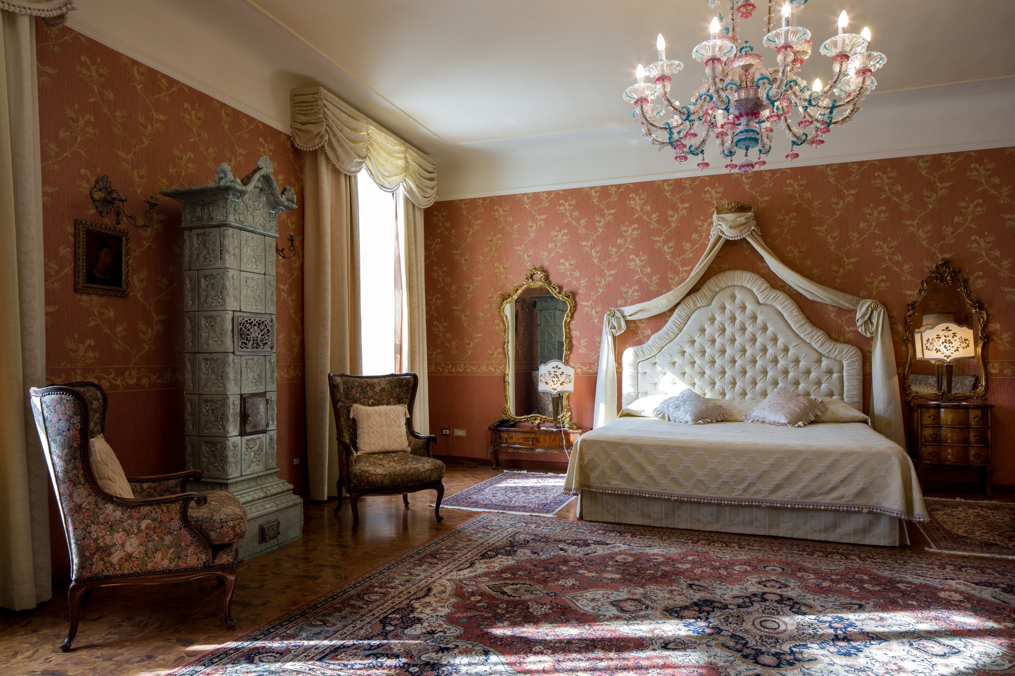 Castello di spessa avvenice for Planimetrie della camera a castello