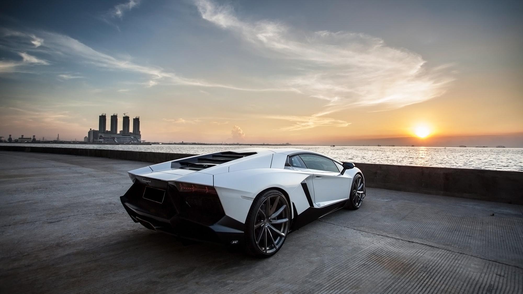 Lamborghini Avvenice