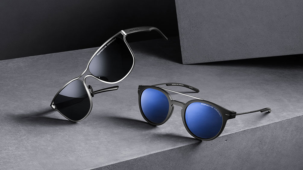d69ef53a7f11 For these exclusive sunglasses the Porsche Driver s Selection designers  have reinterpreted classics
